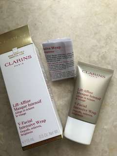 Clarins V Intensive Wrap & Lift Mask - 15ml