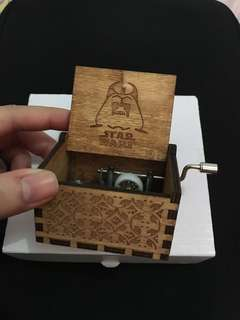 STAR WARS MUSIC BOX