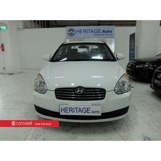Hyundai Verna 1.4A