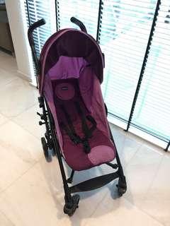 Chicco Lite-way Compact-fold Aluminium Stroller