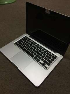 MacBook Pro (13-inch, Early 2011) sira po charger ikaw nalang po bumili