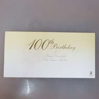 100th Birthday of Queen Elizabeth the Queen Mother