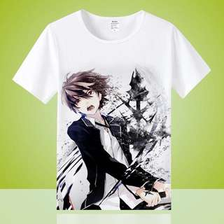 Guilty Crown (GC) Short Sleeve & Long Sleeve T-shirts [Part 2]