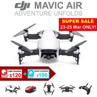 DJI MAVIC AIR Standard SET