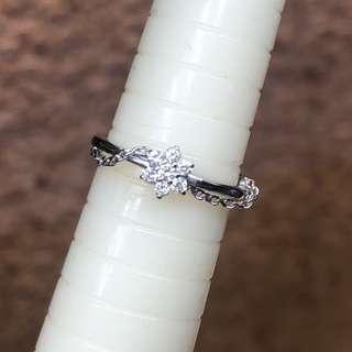 Mabelle 18kt diamond ring