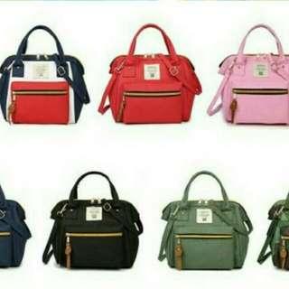 Anello 3 Way Mini Back Pack