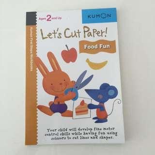 Kumon - Let's Cut Paper