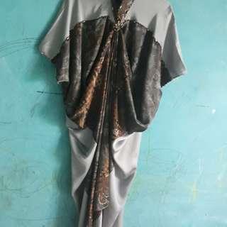 Kaftan motif batik