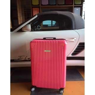 SBR野莓紅☆CENTURION☆ 行李箱航空城 網路最低價 拉鍊款 鋁框 經典款 行李箱/旅行箱 22.26.29吋