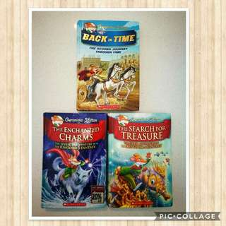 Geronimo Stilton - Hard Cover
