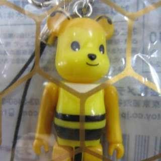 50% Kiss the Earth Honeybee Bearbrick (MISB) + FREE Registered Mail