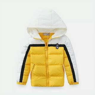 PUFFER Winter Jacket