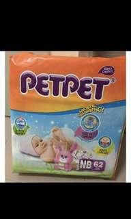 Pet pet NB 62