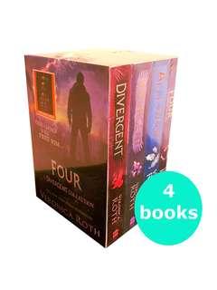 Divergent set (4 books)