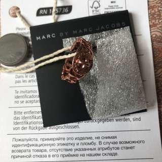 全新marc by marc jacobs戒指