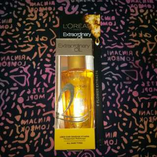 Ready!! L'oreal Extraordinary 100ml