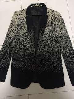 Brand new suit jacket