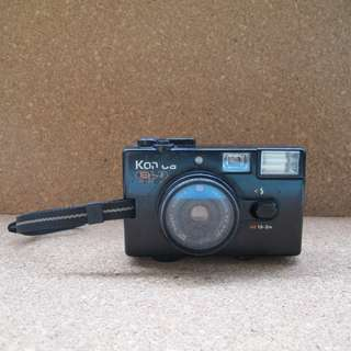 Konica EFU Film Camera - Prop