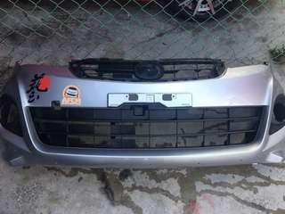 Bumper alza facelift