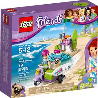 LEGO FRIENDS Mia's Beach Scooter (41306)