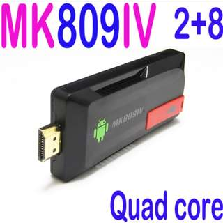 Android TV Box - Quad Core Mini PC with Bluetooth HDMI - 4核高清安卓機頂盒(網絡播放器)- S1114