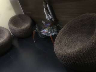 Egg Shape Rattan Chair