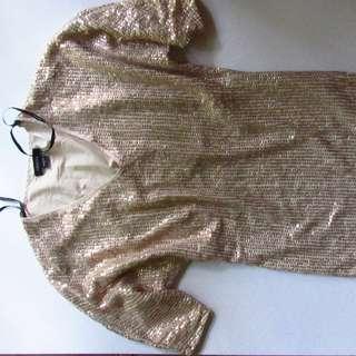 Sequin Dress Xs
