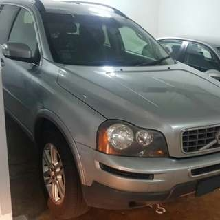 VOLVO XC90 3.2(A) 4WD 2008 LOW MILAGE