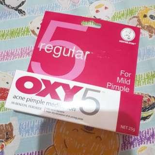 Oxy 5 25gr..(kemasan besar)