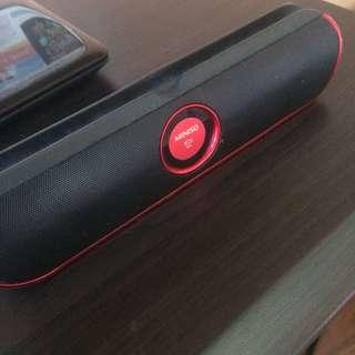 Bluetooth speaker Miniso