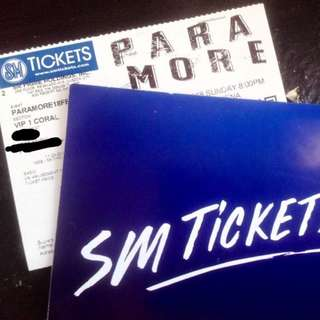 Paramore VIP Tickets