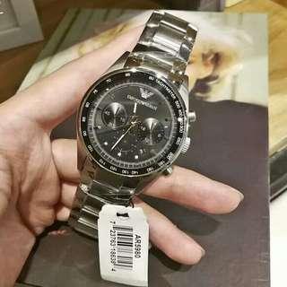 Authentic! 正品 Armani ar5980 Watch !手錶