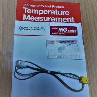 Stationary Temperature Probe