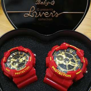 G-SHOCK COUPLE