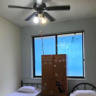 Room sharing for rent near tiong bahru MRT
