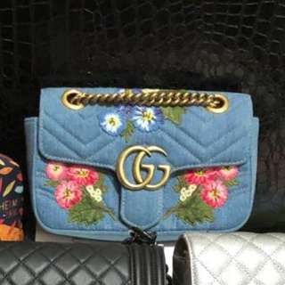 Gucci bag,98%new,full set with org receipt,org price $14xxx,now 7800