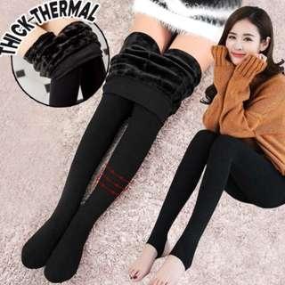 Legging Thermal Wool Stretchy Tebal