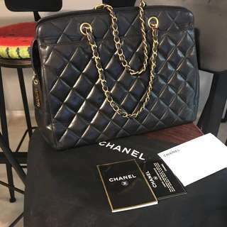 88%new vintage chanel