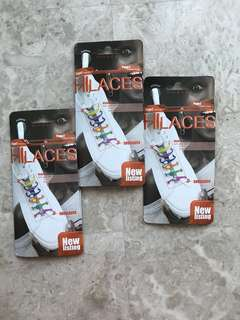 Hilaces Stretchable Shoe Laces