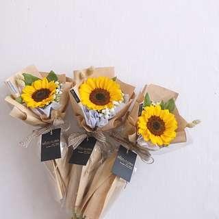 Graduation Bouquet | Sunflower Bouquet