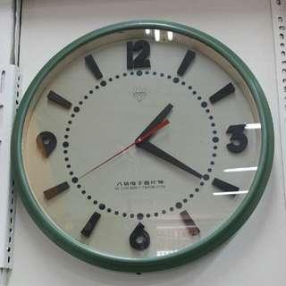 "Super Rare 19"" Big Diamond Clock"
