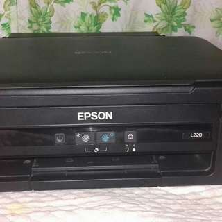 Rush Epson 3 in 1 Printer