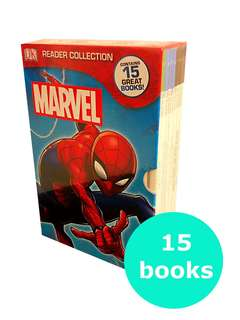 Marvel Readers Collection (15 books)