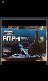Brand New AMPHI 8000 pump! Super powerful & Super strong Pump💪💪💪