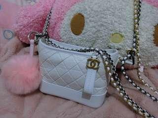 Chanel bag 袋 真品 9成新  可換同款背包 / boy chanel 20cm/coco handle
