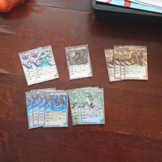 BS card battle spirits (updated)