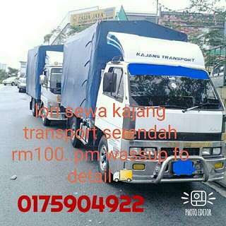 Transport rental petaling jaya
