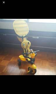 Smartike tricycle