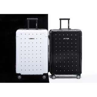 SJC聖荷西黑色點點☆CENTURION☆行李箱航空城 網路最低價 貨到付款 設計師款 旅行箱 22.26.29吋