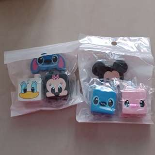 Disney Lego Eraser